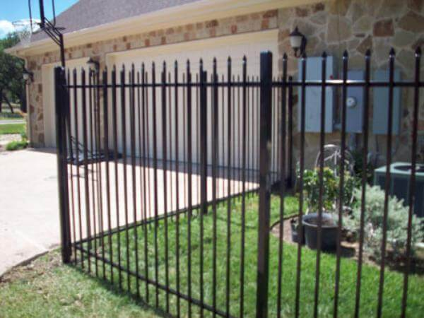 Apple Fence Company Austin, TX - Ornamental Iron Fence