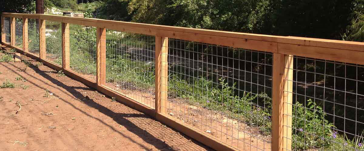 Apple Fence Company - Austin, TX - Bull Panel Fences
