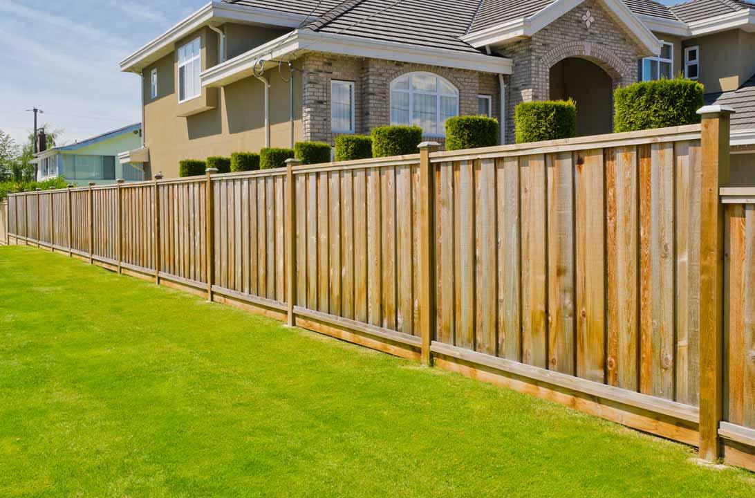 Cap & Trim Fences