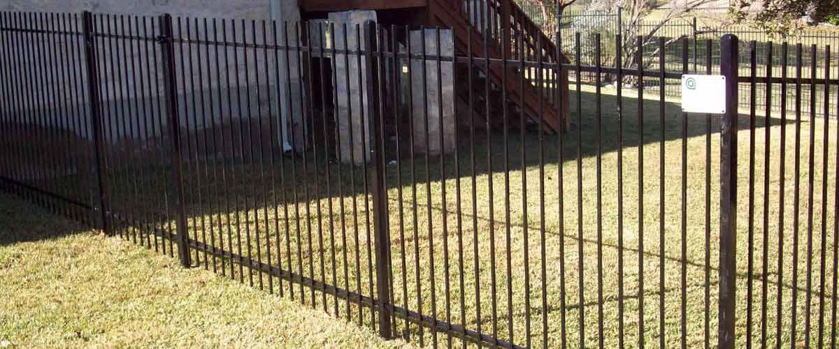 Apple Fence Company - Austin, TX - Ornamental Iron Fences